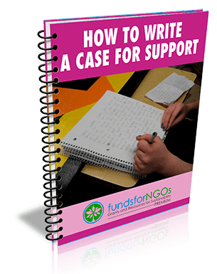 How to write a Case for Support