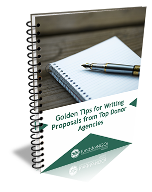 Golden Tips for Writing Proposals from Top Donor Agencies