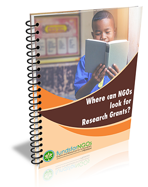 Where can NGOs look for Research Grants?