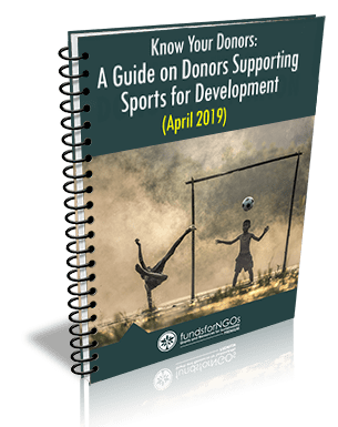 Know Your Donors: A Guide on Donors Supporting Sports for Development