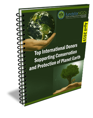 Top International Donors Supporting Conservation and Protection of Planet Earth