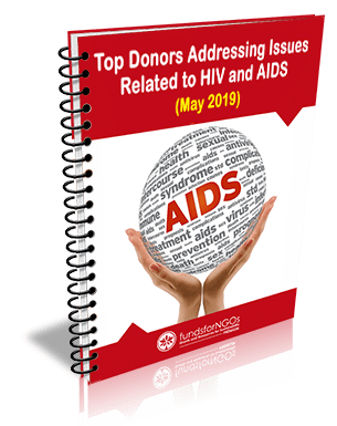 A Precise Guide on Top Donors Addressing Issues Related to HIV and AIDS