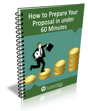How to Prepare Your Proposal in under 60 Minutes