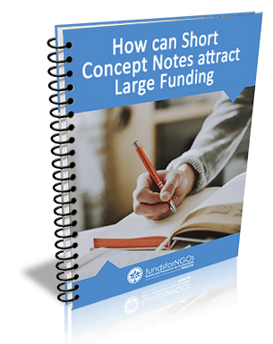 How can Short Concept Notes attract Large Funding
