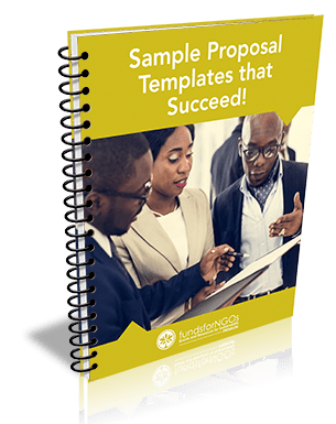 Sample Proposal Templates that Succeed!