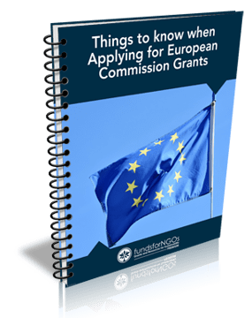 How to apply for the European Commission Grants