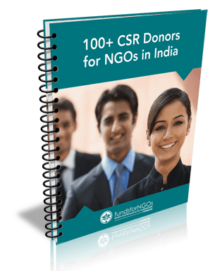 100+ CSR Donors for NGOs in India