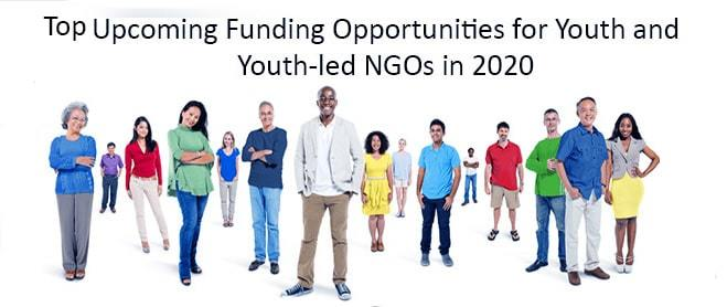 Top Upcoming Opportunities for Youth and Youth-led NGOs in 2020