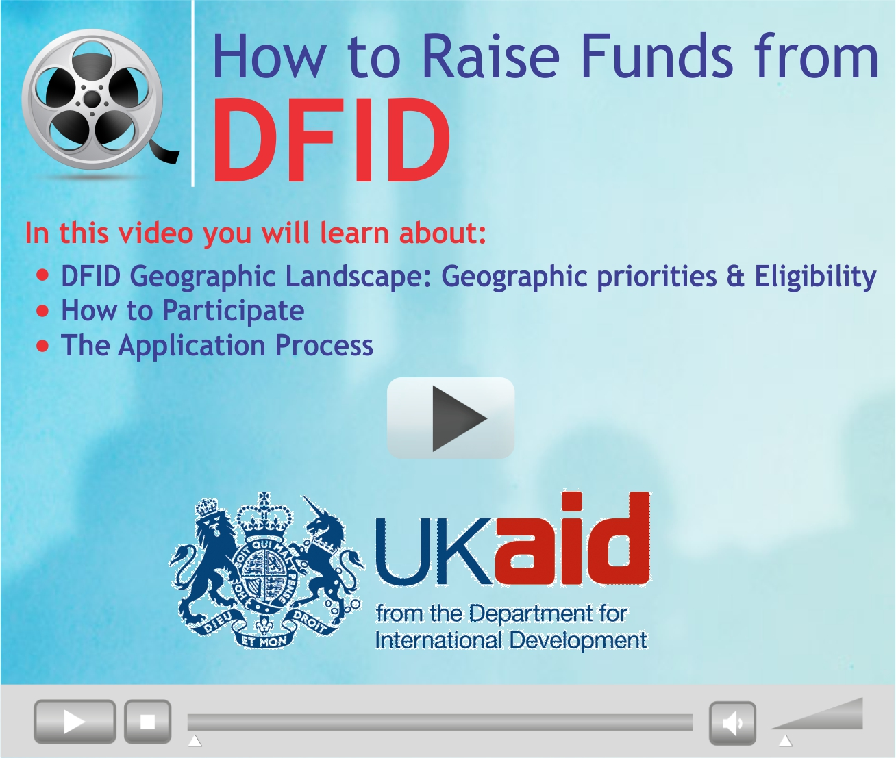Raising Funds from European Foundations - 3 Steps to Success