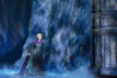 Caissie Levy as Elsa in FROZEN on Broadway - Freeze