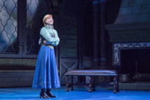 Patti Murin as Anna in FROZEN on Broadway - True Love