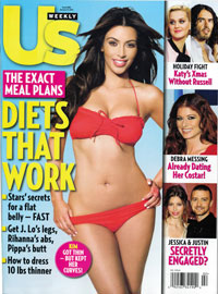 Us Weekly   Eat Like a Star