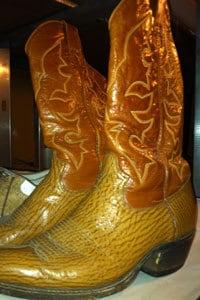 cowboy boots denver estate sales