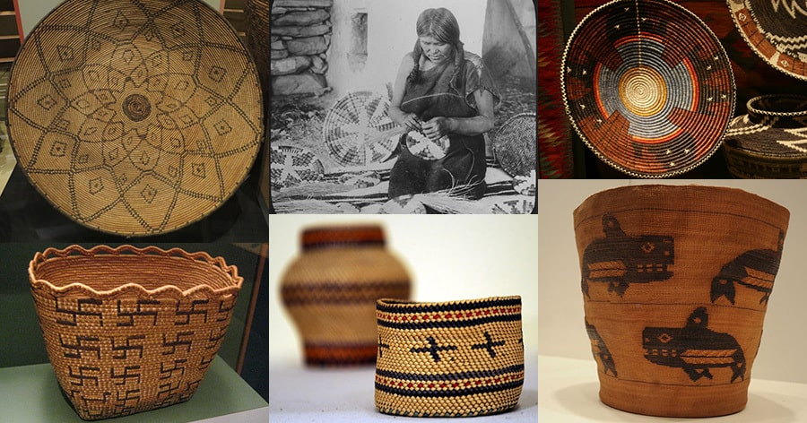 Collecting Native American Baskets