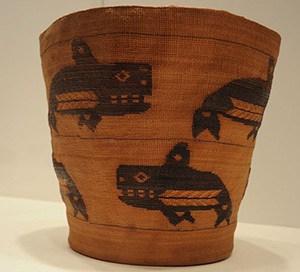 tlingit-basket
