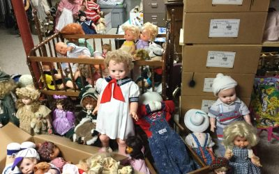 Exceptional Selection of Dolls and so Much more check it out in Brighton!!