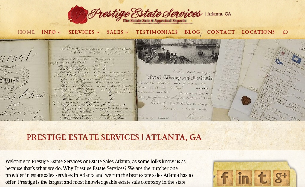 Estate Sale Companies Atlanta