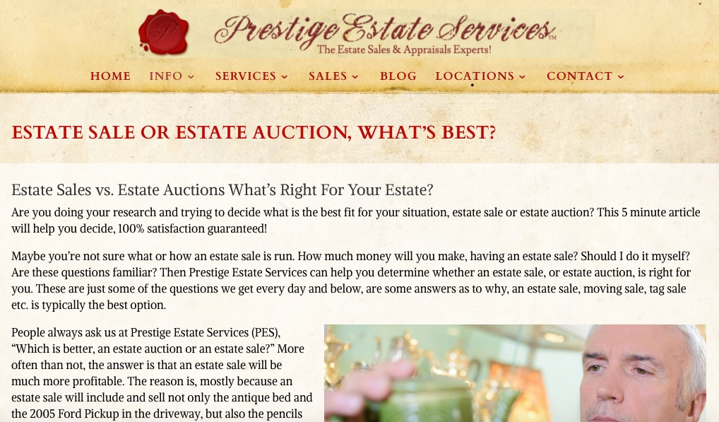 Atlanta Estate Sale Companies