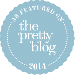 Featured On The Pretty Blog