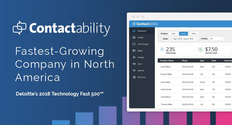 Deloitte's 2018 Technology Fast 500
