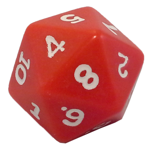 D20, Red