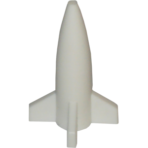 Ad for Rocket, White