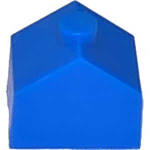 Ad for House, Blue