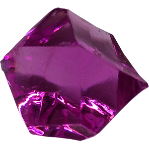 Crystal, Transparent, Purple