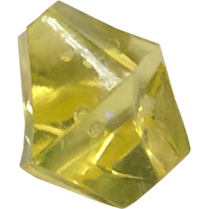 Crystal, Transparent, Yellow