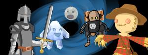 Character Clash 2 logo