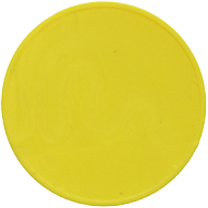Token Chip, Yellow
