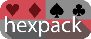 Hexpack: Poker Suits logo