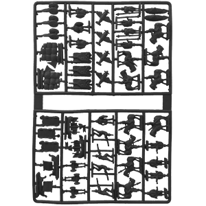 Sprue, Ages, Black