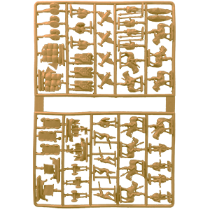 Sprue, Ages, Tan