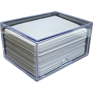 Slider Box, 100-Card