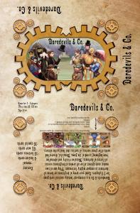 Daredevils & Co
