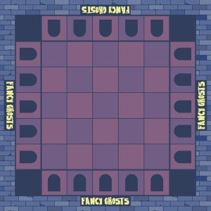 Large Square Board
