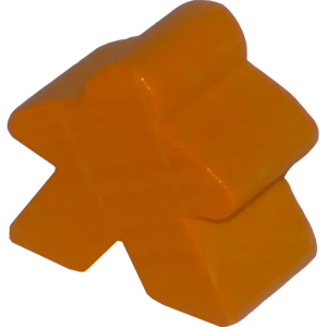 Meeple, Orange