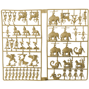 Sprue, Egypt Myth, Brown