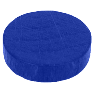 Disc, 16mm x 4mm, Blue