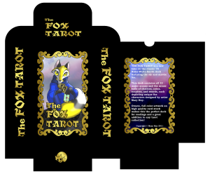 Tarot Tuck Box (90 cards)