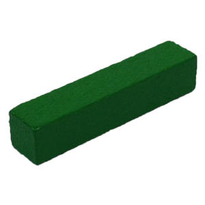 Ad for Stick, Green