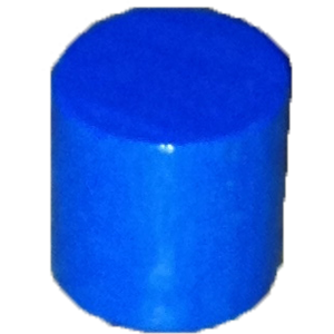 Ad for Cylinder, 10mm, Blue