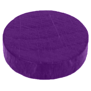 Disc, 16mm x 4mm, Purple