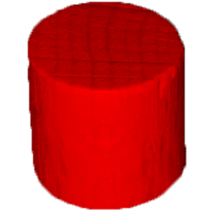 Ad for Cylinder, 10mm, Red