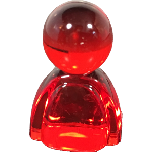 Avatar, Transparent, Red