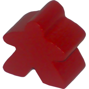 Meeple, Red