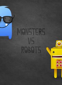 Monsters vs robots for Cool math battle fish