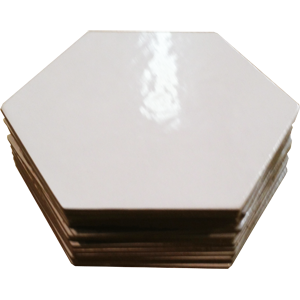 Blank Small Hex Tile