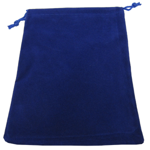 Ad for Parts Bag, Small, Blue